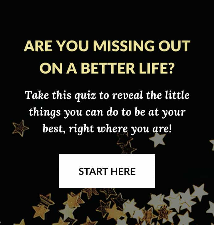 Do You Want a Better Life?