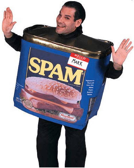 Why I Read My Spam