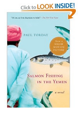 Book Reviews: Little Princes and Trout Fishing in the Yemen