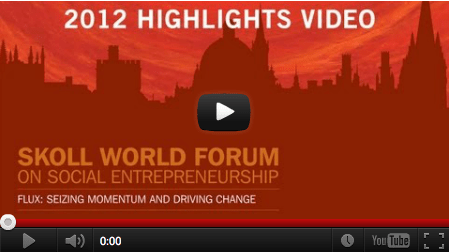 What Happened at the Skoll World Forum (A Recap)