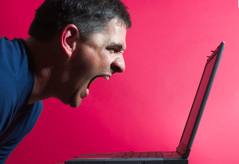 Stop Yelling At People On Twitter (Social Media Pet Peeve #8)