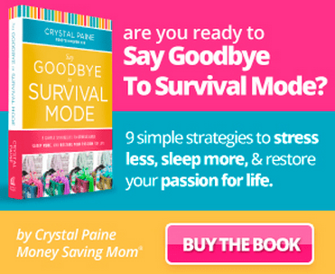 Are You Living in Survival Mode?