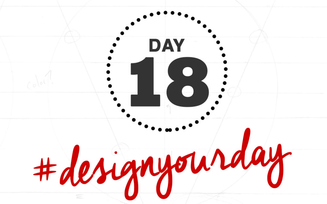 How to Batch Your Work to Get More Done: Day 18 of the #DesignYourDay Challenge