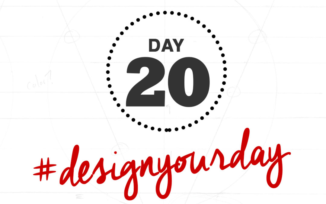 How I Manage My Email: Day 20 of the #DesignYourDay Challenge